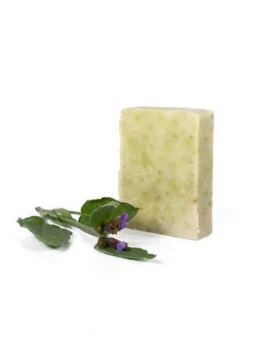 Solid shampoo for dry hair - Organic - Vegetal