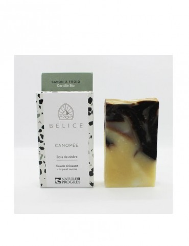 Solid soap - Canopy - Cedarwood