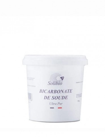 Organic baking soda - food grade - 1.3 Kg or 350 g