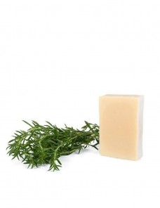 Organic solid soap - The purifier - Anti-acne teen care